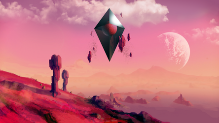 The Atlas (No Man's Sky) by Filtered-Suliva