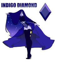 SUOC - Indigo Diamond by Chibi-Bits