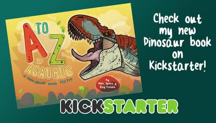 Dinosaur Book! by raisegrate