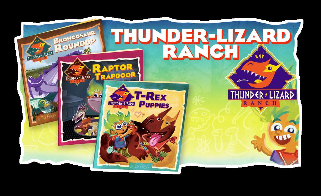 Thunder-Lizard Ranch by raisegrate