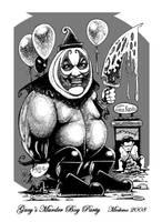 Gacy's Murder Boy Party by mickmoart