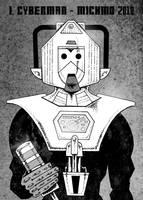 I, Cyberman by mickmoart
