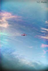 Cotton Candy Skies by NintendoMushroom