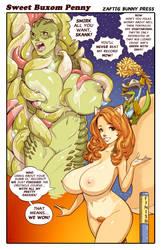 Sweet Buxom Penny 1.14.19 by ZaftigBunnyPress