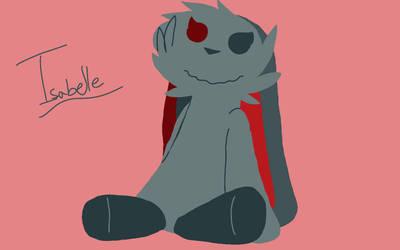 Isabelle (Color Palette) by Orangenotepad67