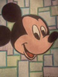 Mickey by maribeth8D