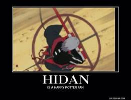 Hidan by agentsharde