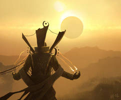 eclipse guy by digital404