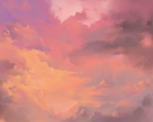 WIP - clouds by digital404