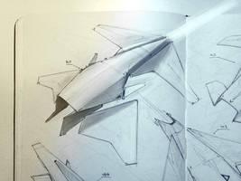 Sketch #140 by buryatsky