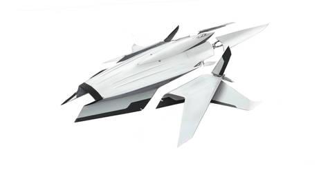 Star glider by buryatsky