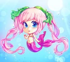 Mermaid by Stacie-Love