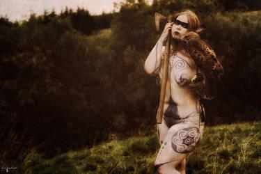 In the Wild Lands of my Soul by NightPhoenixFire