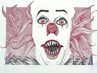Pennywise by Caty11