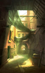 Concept - Old Backstreet by ANTIFAN-REAL