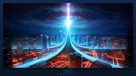 Album cover - ABRB 'Instinct' by ANTIFAN-REAL