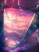 Orbit Runway by ANTIFAN-REAL
