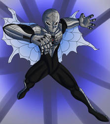 The Amazing Spider-Metal!!! by Joel-Cevallos