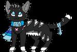 Shin Shadowpool by cake-pup