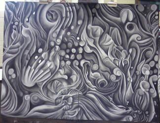 Flow of Nature by Edendari
