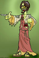 The Zombichrist by Bosshamster
