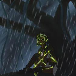 Jungle Rain by Kari-Of-Suna
