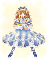 +-+still doll+-+ by Haro-chan