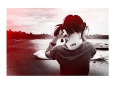 tatto of your name by andoridori