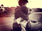 your hug by andoridori
