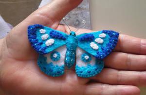 Blue Butterfly by VeoBea