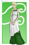 Swirly Dress by sprinklestar