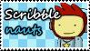 Scribblenauts Stamp by McGenio
