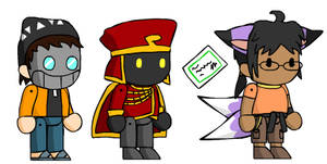 Scribblenauts CMD by McGenio