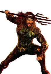 Aquaman - King of the Sea by AnderPotter1937