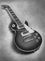 Les Paul GUITAR by blanket86