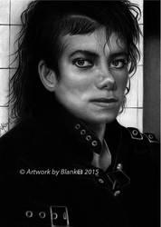 Michael Jackson by blanket86