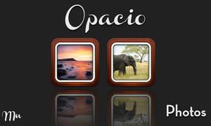WIP Opacio Photos by MitchNied