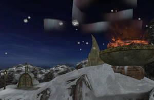 Shiverpeaks level shot 2 by CrimsonStrife