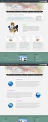 Clean Studio Design by Creatur3