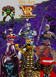 We Are VR Troopers coverart by TheIkranRider77