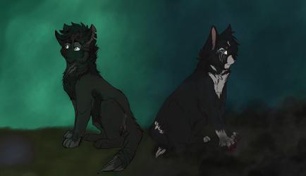 .: Ying and Yang :. by BeastsInTheNight