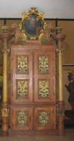 Door from the museum trnava by mayah-stock