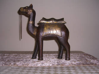 Arabian Camel by mayah-stock
