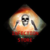 Logo Infection Store by visuelalternatif