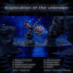 Exploration of the unknown by visuelalternatif