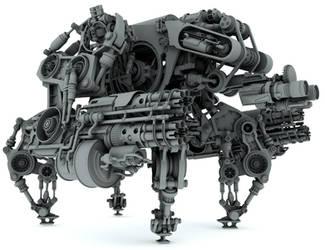 Bot 3 -02- by chiaroscuro