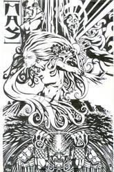 Kalamazoo Calender Artwork by CHRU