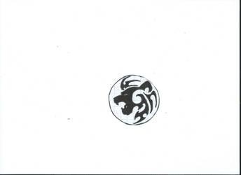 tribal tattoo by Edeliou