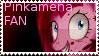 Pinkamena - Fan Stamp by BlackMambaZANE