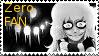 Zero - Fan Stamp by BlackMambaZANE